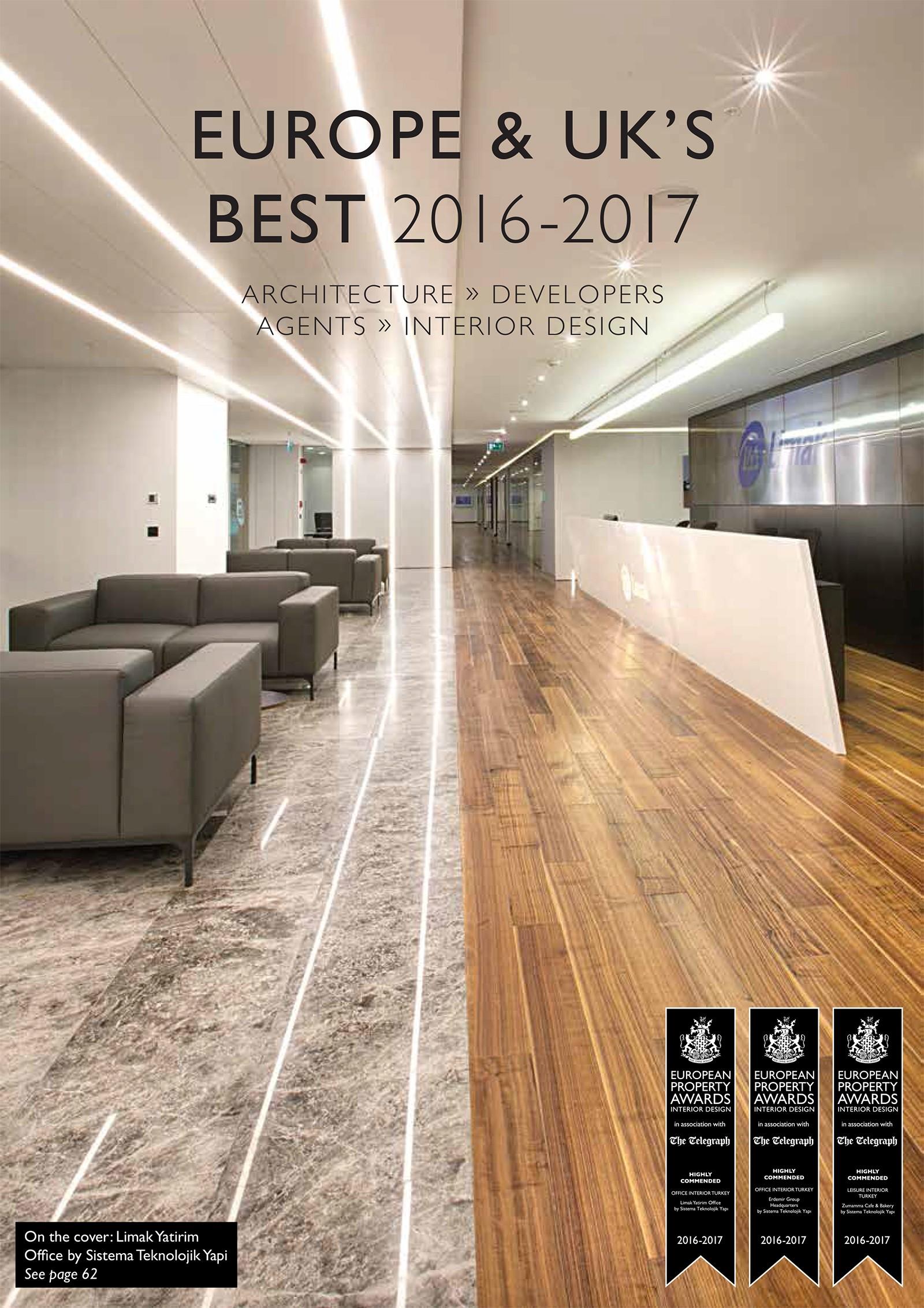 Europe & UK's Best 2016-2017