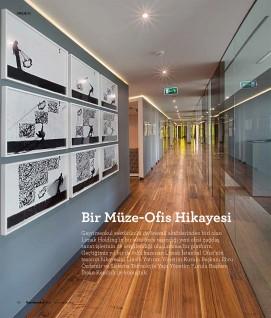 A Museum-An Office Story