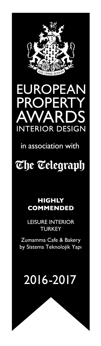 Leisure Interior Turkey 2016-2017 European Property Awards Interior Design