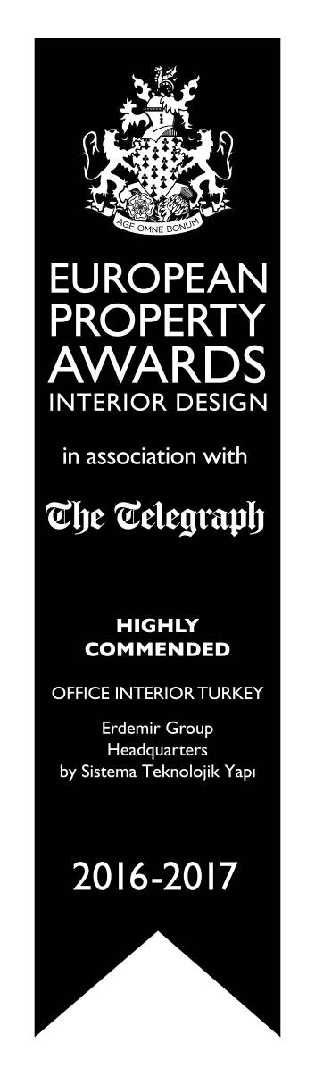Office Interior Turkey 2016-2017 European Property Awards Interior Design