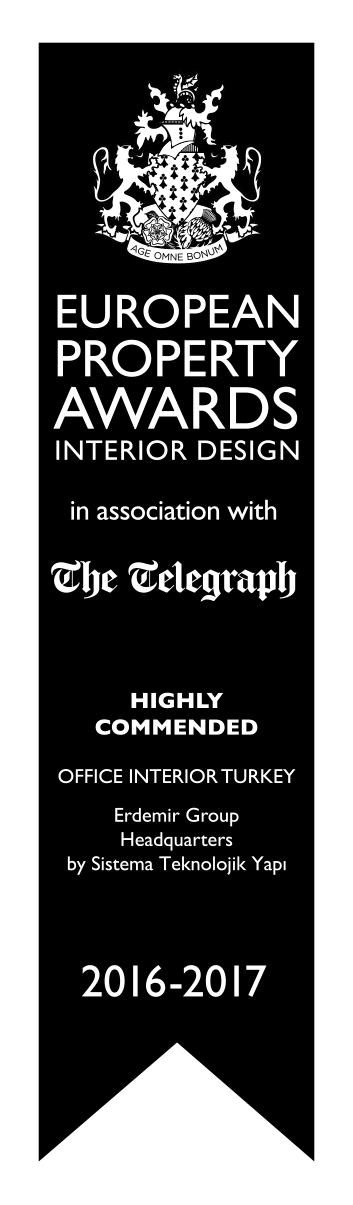 Office Interior Turkey 2016-2017 European Property Awards Interior Design